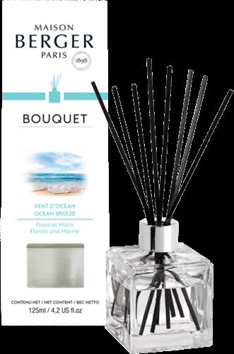 LAMPE BERGER Geurstokjes  Bouquet Parfumé Cube Vent d'Océan