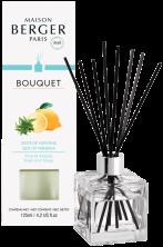 LAMPE BERGER Geurstokjes  Bouquet Parfumé Cube Zeste de Verveine