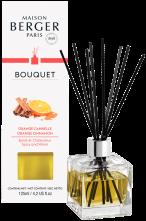 LAMPE BERGER Geurstokjes Bouquet Parfumé Cube Orange de Cannelle