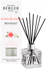 LAMPE BERGER Geurstokjes Bouquet Parfumé Cube Paris Chic