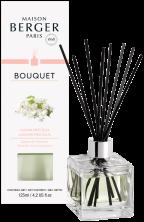 LAMPE BERGER Geurstokjes Bouquet Parfumé Cube Jasmin Précieux