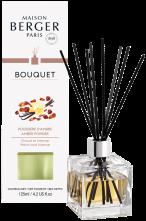 LAMPE BERGER Geurstokjes Bouquet Parfumé Cube Poussière d'Ambre