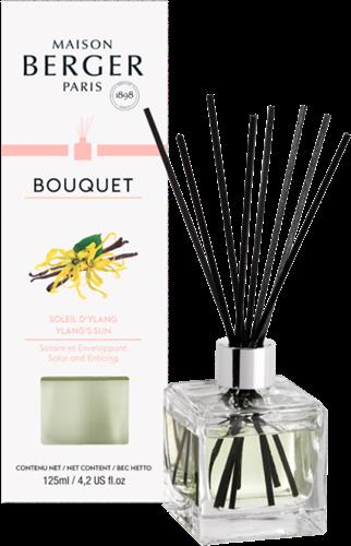LAMPE BERGER Geurstokjes Bouquet Parfumé Cube Soleil d'Ylang