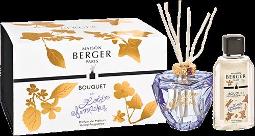 LAMPE BERGER Geurstokjes Lolita Lempicka BOUQUET PREMIUM PARME-PAARS +200ML