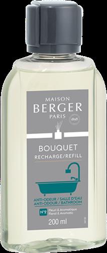 LAMPE BERGER Navulling geurstokjes AO BAIN2 fleuri-aromat.-BATH2 floral-aromat.