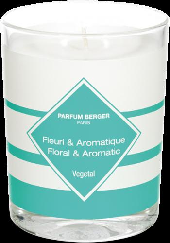 LAMPE BERGER Geurkaars AO BAIN2 fleuri-aromat.-BATH2 floral-aromat.