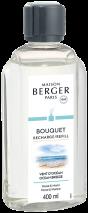 LAMPE BERGER Navulling geurstokjes  Recharge 200ml Vent d'Océan