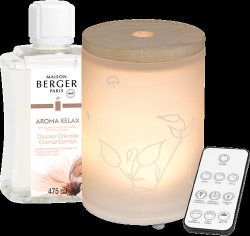 LAMPE BERGER Elektronische diffuser AROMA RELAX