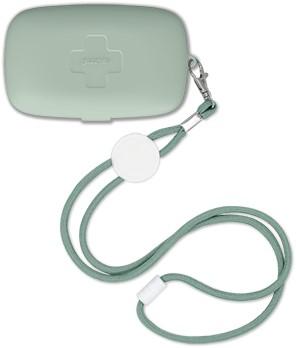 GUZZINI 055100175 Bewaardoos mondmasker groen