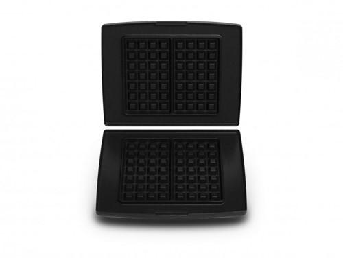 FRITEL Set bakplaten Belgische wafels 4x7
