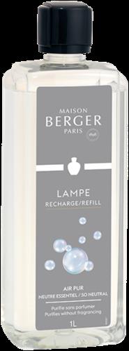 LAMPE BERGER PARFUM LAMP 1L NEUTRE ESSENTIEL- NEUTRAL
