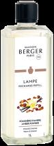LAMPE BERGER PARFUM LAMP 1L POUSSIERE D'AMBRE - AMBER POWDER
