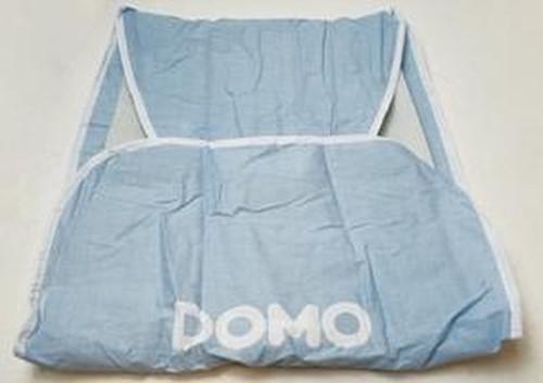 DOMO DO7093P-H Overtrek strijkplank + molton DO7093P