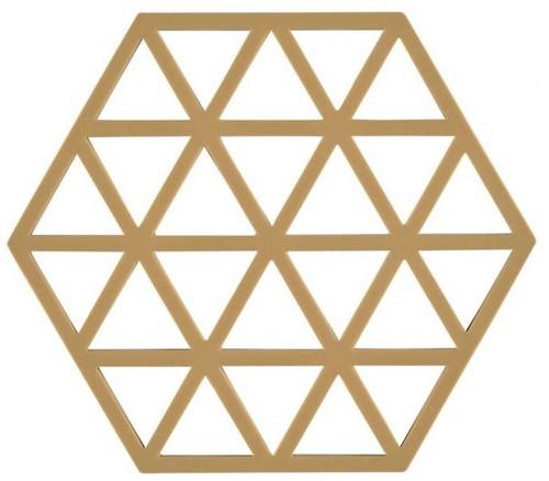 ZONE DENMAKR Trivet Triangles Khaki