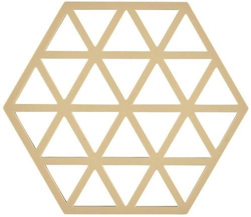 ZONE DENMAKR Trivet Triangles Warm Sand