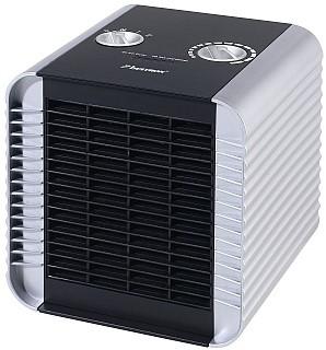 BESTRON ACH1500S Keramische Ventilatorkachel Zilver