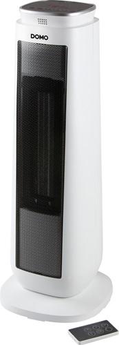 DOMO DO7347H Keramische verwarming wit ,tower design