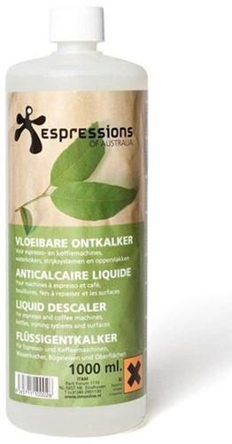 ESPRESSIONS Espressions ontkalker 1ltr Geschikt voor waterkokers, espresso- en filterkoffiemachines
