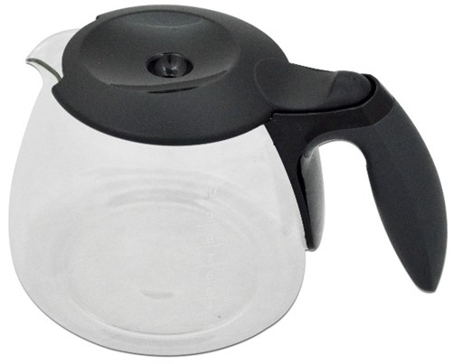BRAUN  KFK500 BL CaféHouse - aroma jug 10 cups, black