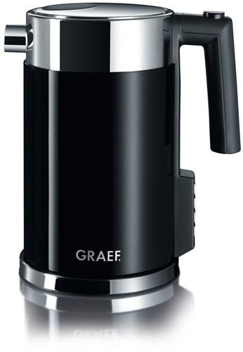 GRAEF  WATERKOKER BLACK ACRYLIC