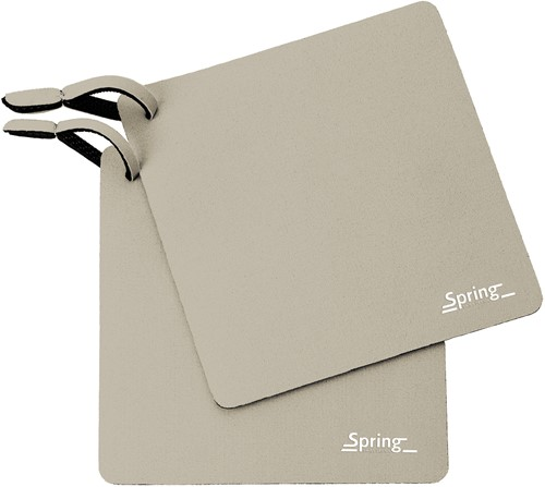 SPRING Spring Grips Pannenlapjes grijs 1 Paar