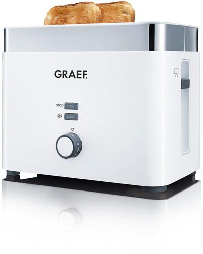 GRAEF TOASTER WHITE ACRYLIC TO 61