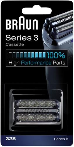 BRAUN 32S Cassette  Series 3 Contour