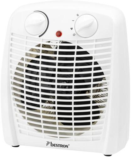 BESTRON AFH211W Ventilatorkachel 2000W Thermostaat Wit