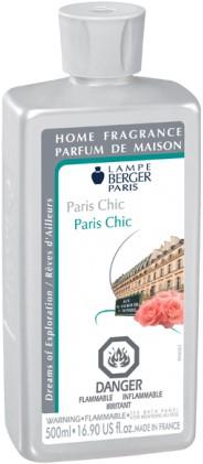 LAMPE BERGER PARFUM 500ML PARIS CHIC- PARIS CHIC