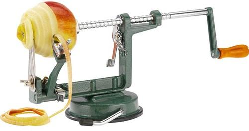 WESTMARK WM-11442260 Apple Dream appelschiller en -snijder met zuignap groen 31x5.3x21cm