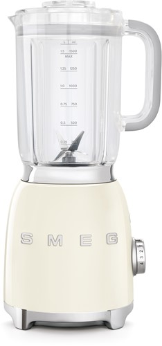 SMEG BLF01CREU Blender - volume 1,5 liter - crème