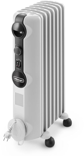 DELONGHI Olie radiator 45m³, 7 fins, 3 heating settings, max 1500W