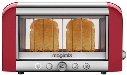 MAGIMIX TOASTER VISION ROOD