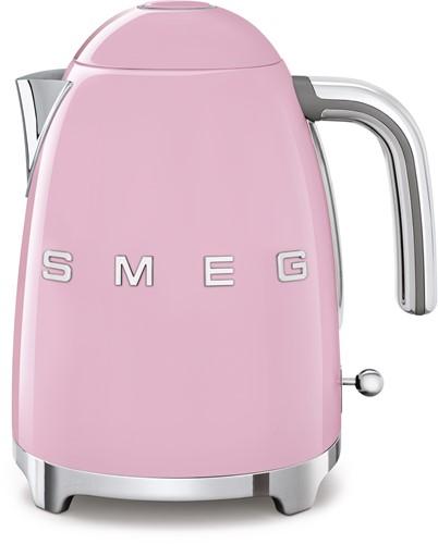 SMEG KLF03PKEU Waterkoker - volume 1,7 liter - roze