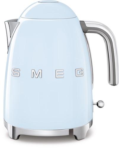 SMEG KLF03PBEU Waterkoker - volume 1,7 liter - pastelblauw