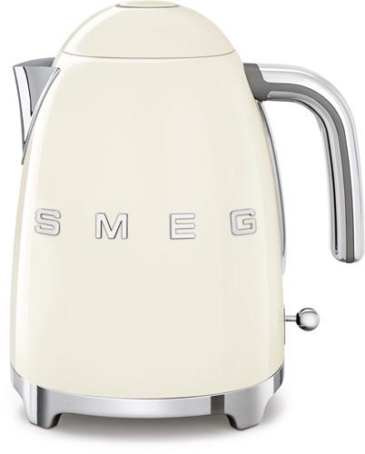 SMEG KLF03CREU Waterkoker - volume 1,7 liter - crème