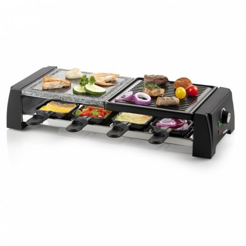 DOMO STEENGRILL-GRILL-RACLETTE DO9190G