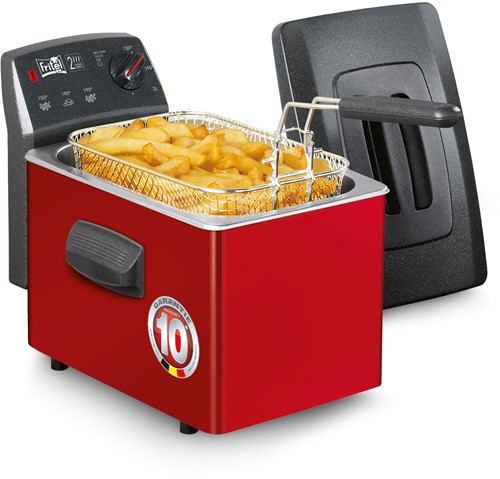 FRITEL FRITEUSE TURBO SF4153 RED 3L