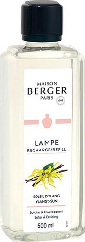 LAMPE BERGER PARFUM 500ML SOLEIL D'YLANG-YLANG SUN