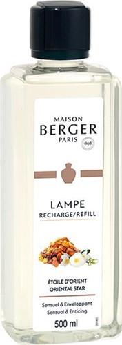 LAMPE BERGER PARFUM 500ML ETOILE D'ORIENT-ORIENTAL STAR