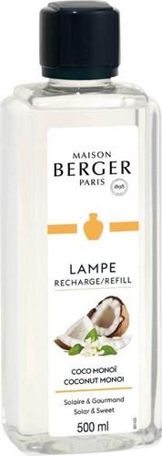 LAMPE BERGER PARFUM 500ML COCO MONOI