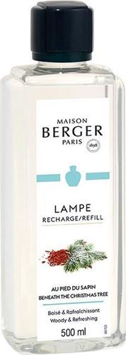 LAMPE BERGER Parfum voor lamp 500 ML AU PIED DU SAPIN- BENEATH THE CHRISTMAS TREE