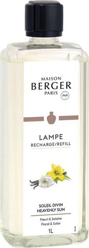 LAMPE BERGER PARFUM LAMP 1L SOLEIL DIVIN-HEAVENLY SUN