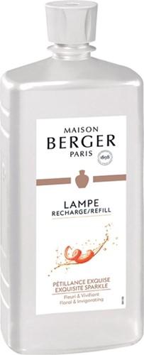 LAMPE BERGER PARFUM LAMP 1L PETILLANCE EXQUISE- EXQUISIT SPARKLE