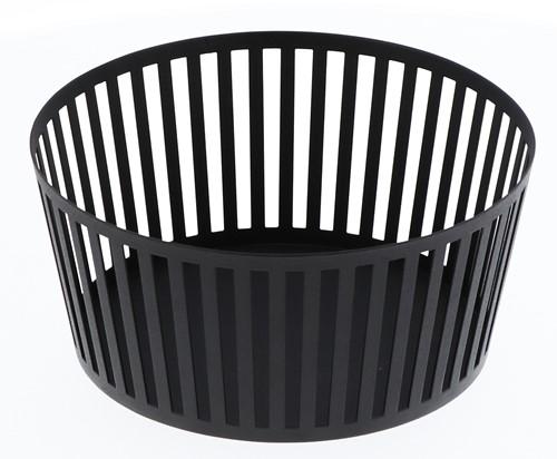Yamazaki Fruit basket deep - Tower - black