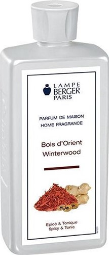 LAMPE BERGER PARFUM 500ML BOIS ORIENT - ORIENTAL WOOD