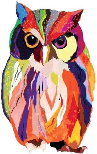 PPD Serviet 25x25 Leros Owl