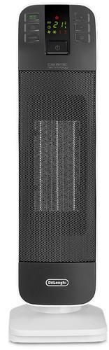 DELONGHI Keramische verwarming 60m³, 2 settings, max 2000W, tower, oscillation, electronic, remote