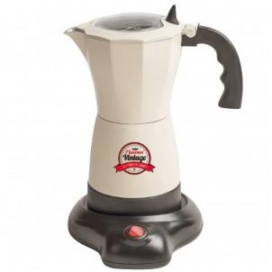 BESTRON AES500RE Espresso Apparaat Ivoorkleur