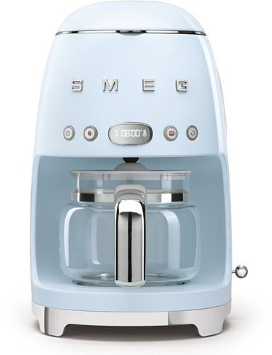 SMEG DCF02PBEU Koffiezetapparaat - pastelblauw